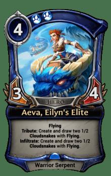 Aeva, Eilyn's Elite