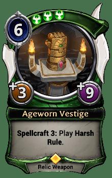 Ageworn Vestige