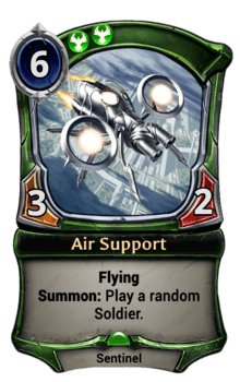 Air Support