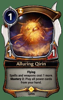 Alluring Qirin