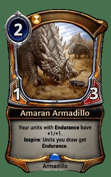 Amaran Armadillo