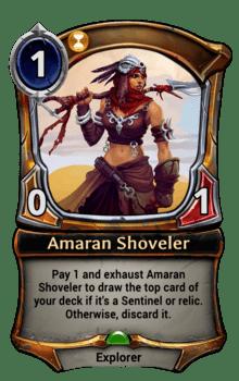 Amaran Shoveler