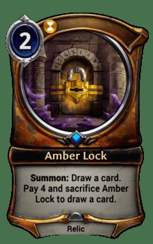 Amber Lock