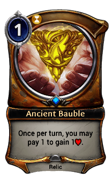 Ancient Bauble
