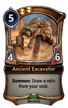 Ancient Excavator