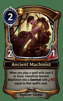 Ancient Machinist