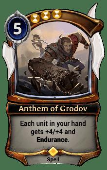 Anthem of Grodov
