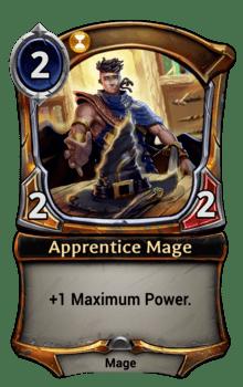 Apprentice Mage