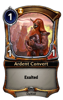 Ardent Convert
