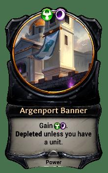 Argenport Banner