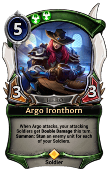 Argo Ironthorn