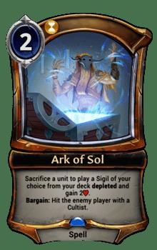 Ark of Sol