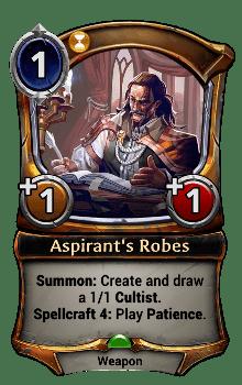 Aspirant's Robes