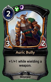 Auric Bully