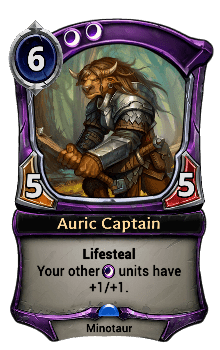 Auric Captain