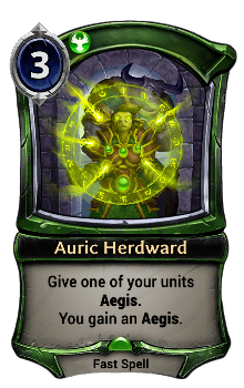 Auric Herdward