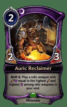 Auric Reclaimer