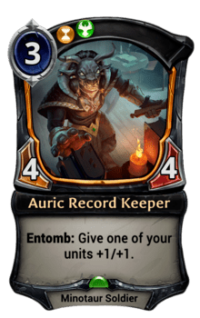 Auric Record Keeper