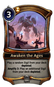 Awaken the Ages