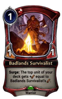 Badlands Survivalist