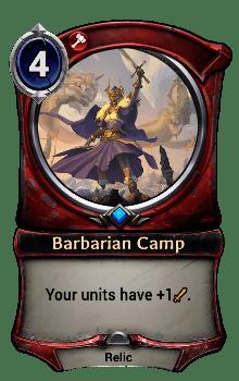 Barbarian Camp