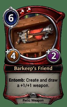 Barkeep's Friend