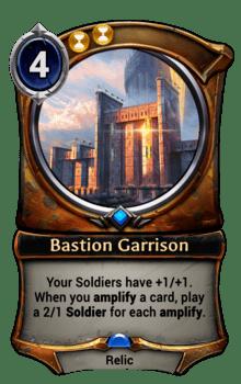 Bastion Garrison