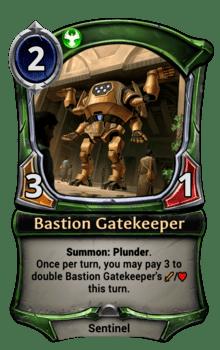 Bastion Gatekeeper