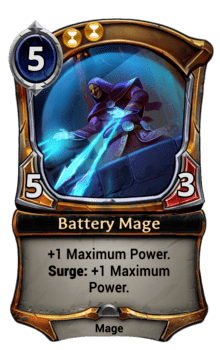 Battery Mage
