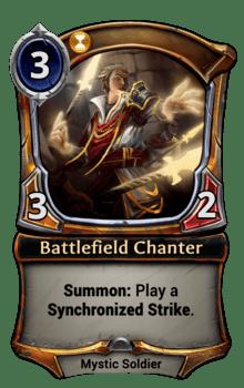 Battlefield Chanter