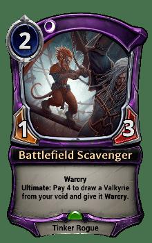 Battlefield Scavenger