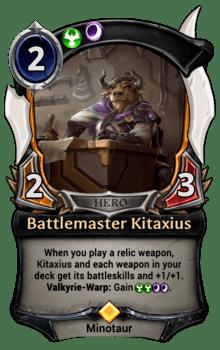 Battlemaster Kitaxius