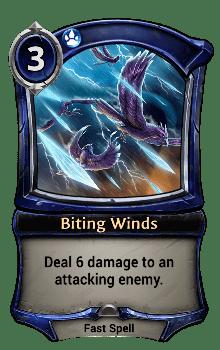 Biting Winds