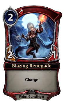 Blazing Renegade