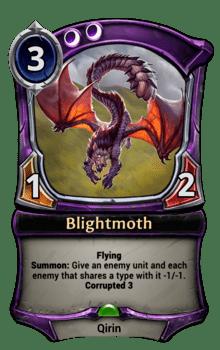 Blightmoth