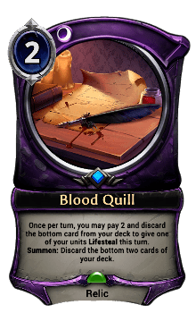 Blood Quill