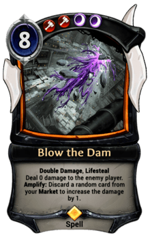 Blow the Dam