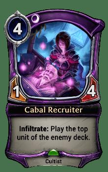 Cabal Recruiter