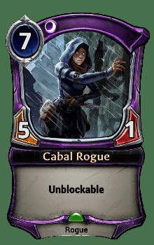 Cabal Rogue