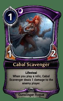 Cabal Scavenger