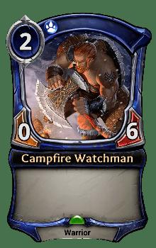 Campfire Watchman