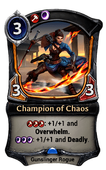 Champion of Chaos