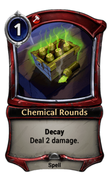 Chemical Rounds