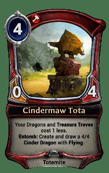 Cindermaw Tota
