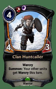 Clan Huntcaller