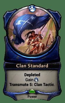Clan Standard