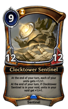 Clocktower Sentinel