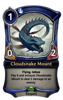 Cloudsnake Mount