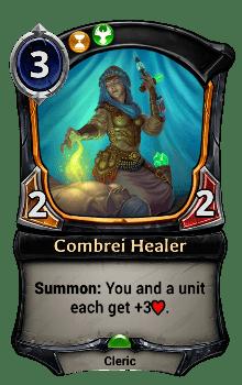 Combrei Healer