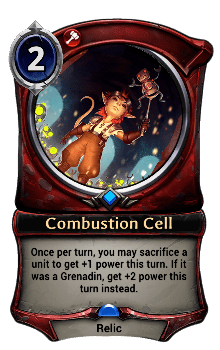Combustion Cell